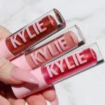 MAQ00001 Trio de gloss Kylie matte glitter makeup mayorista fabricantes proveedor fabrica maquillaje