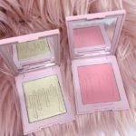 MAQ00003 Duo iluminador y rubor Kylie 2 tonos makeup mayorista fabricantes proveedor fabrica maquillaje